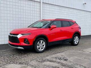 2019 Chevrolet Blazer for sale at GRAFF CHEVROLET BAY CITY in Bay City MI