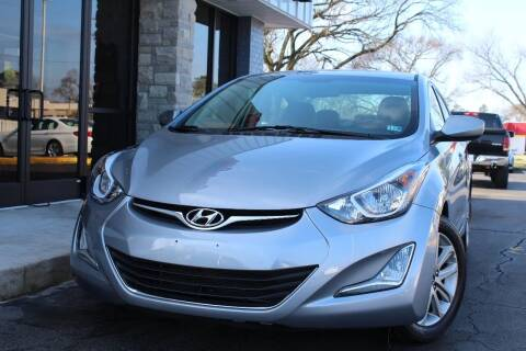 2015 Hyundai Elantra for sale at City to City Auto Sales - Raceway in Richmond VA