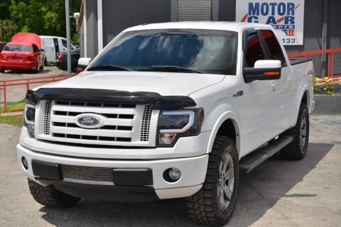 2011 Ford F-150 for sale at Motor Car Concepts II - Kirkman Location in Orlando FL