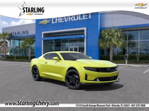 2021 Chevrolet Camaro for sale at Pedro @ Starling Chevrolet in Orlando FL