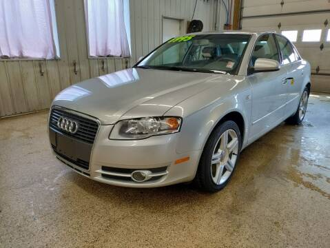 2007 Audi A4 for sale at Sand's Auto Sales in Cambridge MN