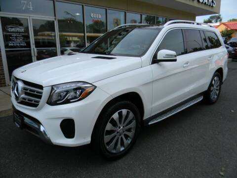 2017 Mercedes-Benz GLS for sale at Platinum Motorcars in Warrenton VA