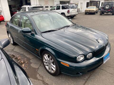 2002 Jaguar X-Type for sale at East Windsor Auto in East Windsor CT