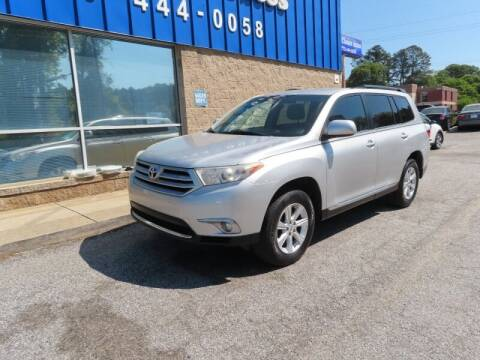 2011 Toyota Highlander for sale at Southern Auto Solutions - 1st Choice Autos in Marietta GA