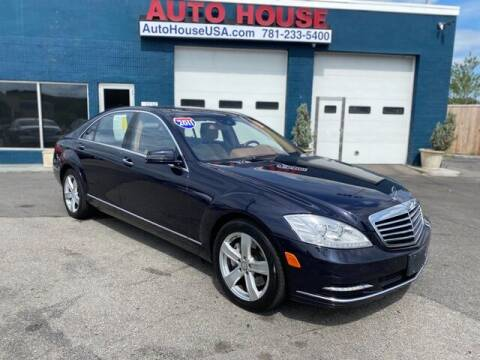 2011 Mercedes-Benz S-Class for sale at Saugus Auto Mall in Saugus MA