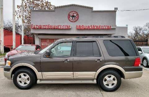 2005 Ford Expedition for sale at Eazy Auto Finance in Dallas TX