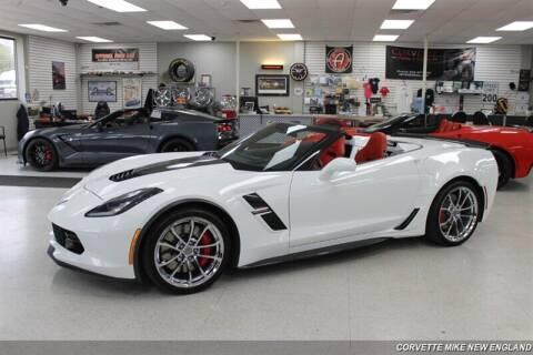 2017 Chevrolet Corvette for sale at Corvette Mike New England in Carver MA