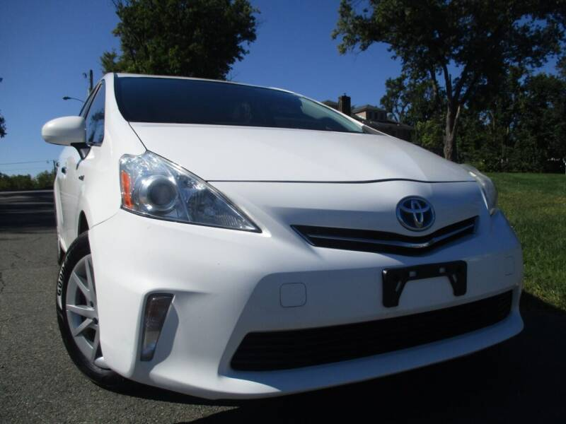 2012 Toyota Prius v for sale at A+ Motors LLC in Leesburg VA