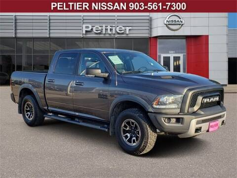 2017 RAM Ram Pickup 1500 for sale at TEX TYLER Autos Cars Trucks SUV Sales in Tyler TX