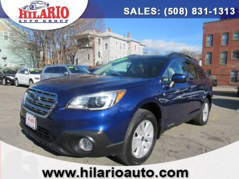 2015 Subaru Outback for sale at Hilario's Auto Sales in Worcester MA