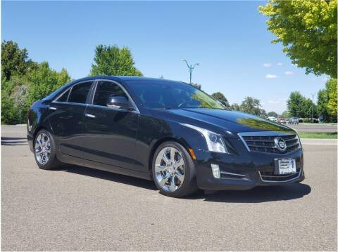 2013 Cadillac ATS for sale at Elite 1 Auto Sales in Kennewick WA