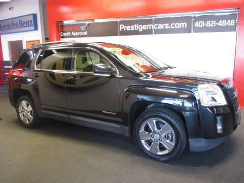 2014 GMC Terrain for sale at Prestige Motorcars in Warwick RI