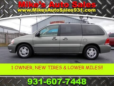 2004 Ford Freestar for sale at Mike's Auto Sales in Shelbyville TN