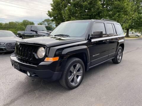 2015 Jeep Patriot for sale at VK Auto Imports in Wheeling IL