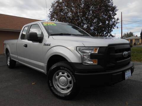2016 Ford F-150 for sale at McKenna Motors in Union Gap WA