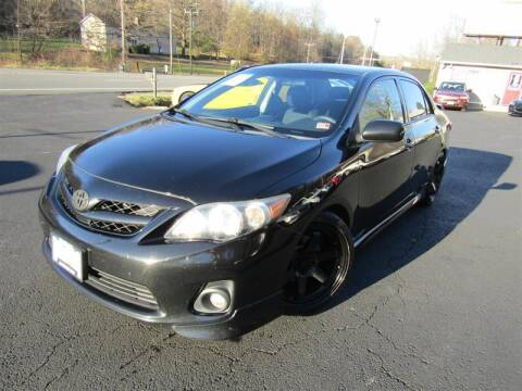 2013 Toyota Corolla for sale at Guarantee Automaxx in Stafford VA