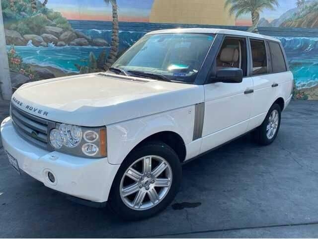 2008 Land Rover Range Rover for sale at WS AUTO SALES INC in El Cajon CA