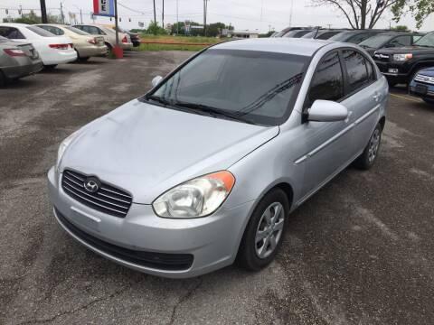 2008 Hyundai Accent for sale at John 3:16 Motors in San Antonio TX