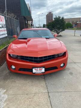 2010 Chevrolet Camaro for sale at E-Z Pay Used Cars in McAlester OK