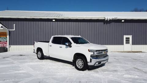 2020 Chevrolet Silverado 1500 for sale at RS Motors in Falconer NY