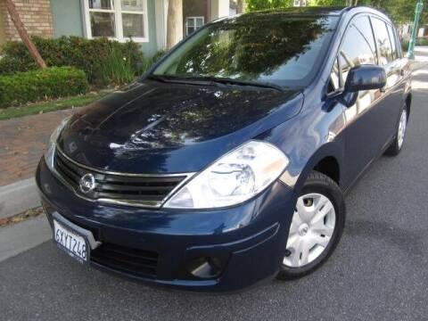 2012 Nissan Versa for sale at PREFERRED MOTOR CARS in Covina CA