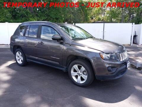 2016 Jeep Compass for sale at Auto Finance of Raleigh in Raleigh NC