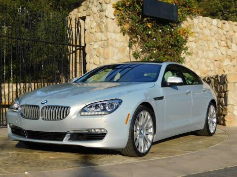 2014 BMW 6 Series for sale at Milpas Motors in Santa Barbara CA