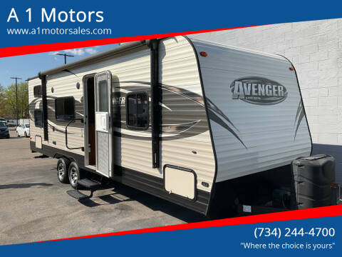 2016 Prime Time Avenger 26 BH-TE-D for sale at A 1 Motors in Monroe MI