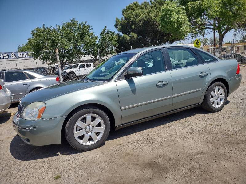 2005 Ford Five Hundred for sale at Larry's Auto Sales Inc. in Fresno CA