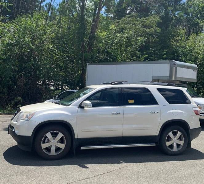 2011 GMC Acadia for sale at Lakeview Motors in Clarksville VA