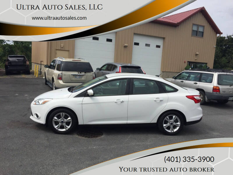 2013 Ford Focus for sale at Ultra Auto Sales, LLC in Cumberland RI