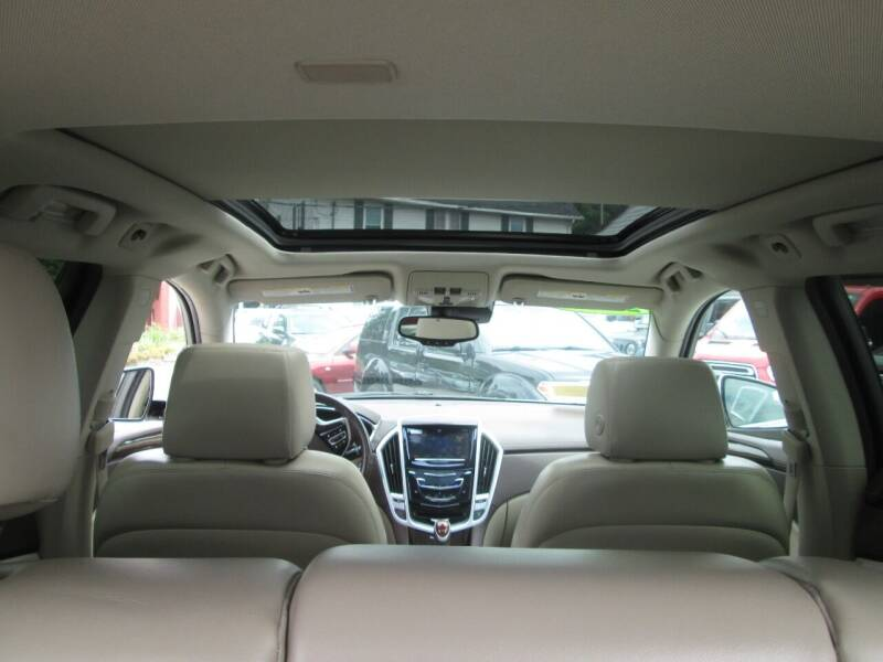 2014 Cadillac SRX AWD Luxury Collection 4dr SUV - Lowell MA