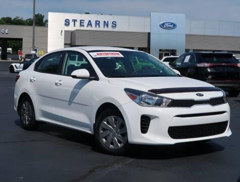 2020 Kia Rio for sale at Stearns Ford in Burlington NC