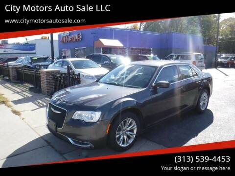2017 Chrysler 300 for sale at City Motors Auto Sale LLC in Redford MI