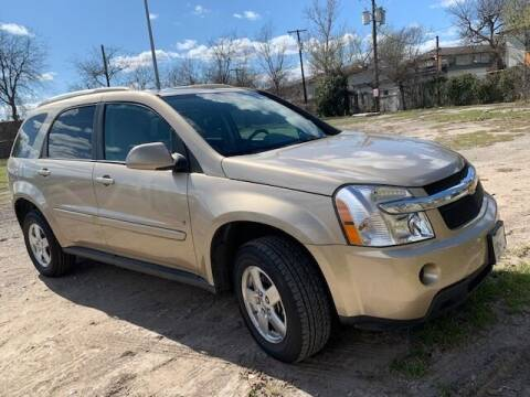 2007 Chevrolet Equinox for sale at East Dallas Automotive in Dallas TX