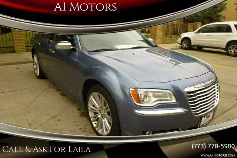 2011 Chrysler 300 for sale at A1 Motors Inc in Chicago IL