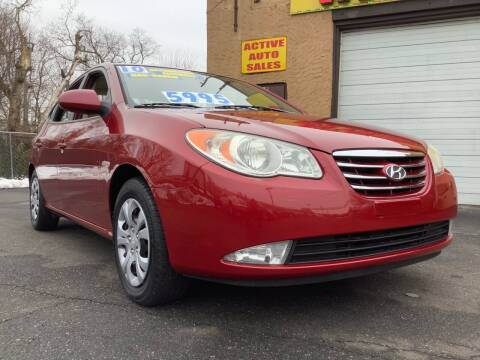 2010 Hyundai Elantra for sale at Active Auto Sales Inc in Philadelphia PA