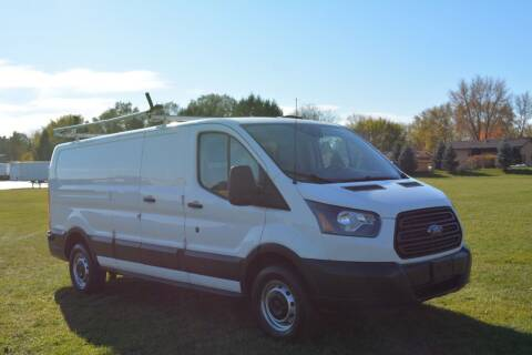 2017 Ford Transit Cargo for sale at Signature Truck Center - Cargo Vans in Crystal Lake IL