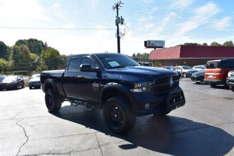 2014 RAM Ram Pickup 1500 for sale at Adams Auto Group Inc. in Charlotte NC
