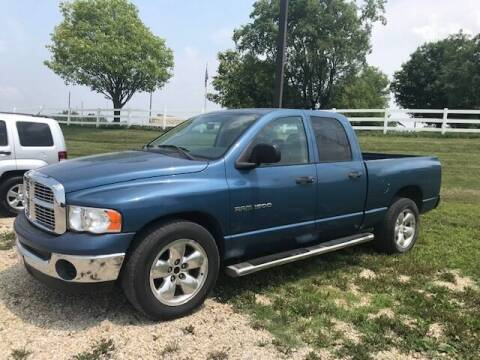 2005 Dodge Ram Pickup 1500 for sale at Lanny's Auto in Winterset IA