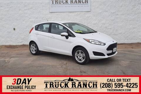 2019 Ford Fiesta for sale at Truck Ranch in Twin Falls ID