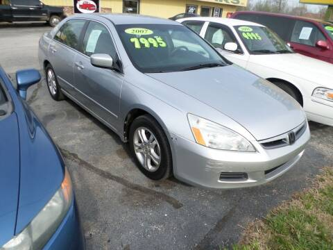 2007 Honda Accord for sale at Credit Cars of NWA in Bentonville AR