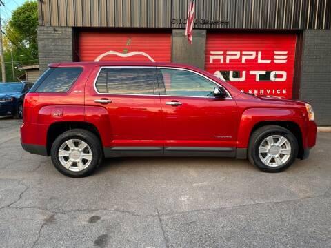 2013 GMC Terrain for sale at Apple Auto Sales Inc in Camillus NY