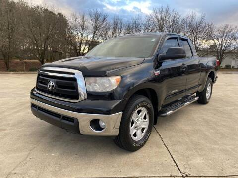 2012 Toyota Tundra for sale at Triple A's Motors in Greensboro NC