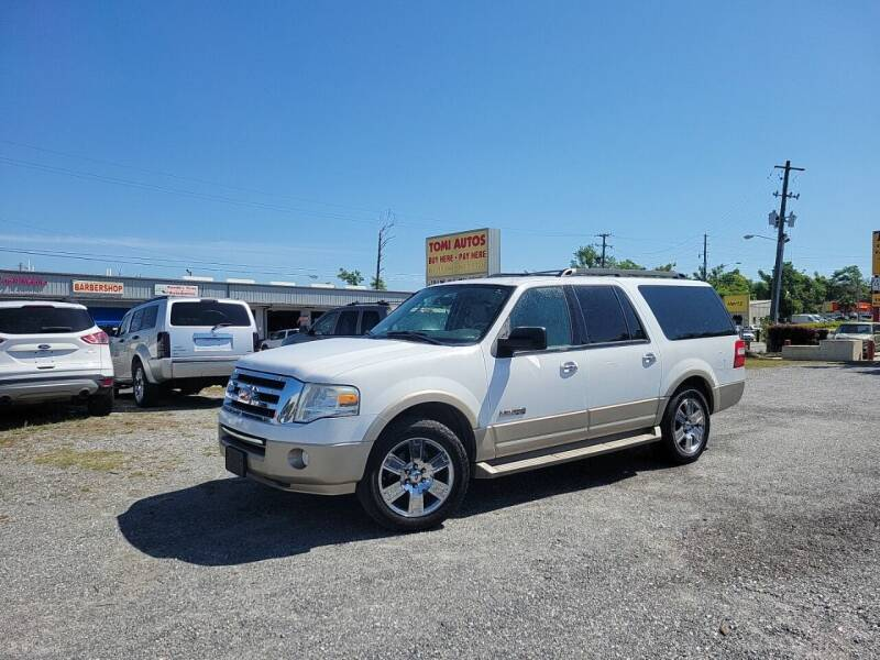 2007 Ford Expedition EL for sale at TOMI AUTOS, LLC in Panama City FL