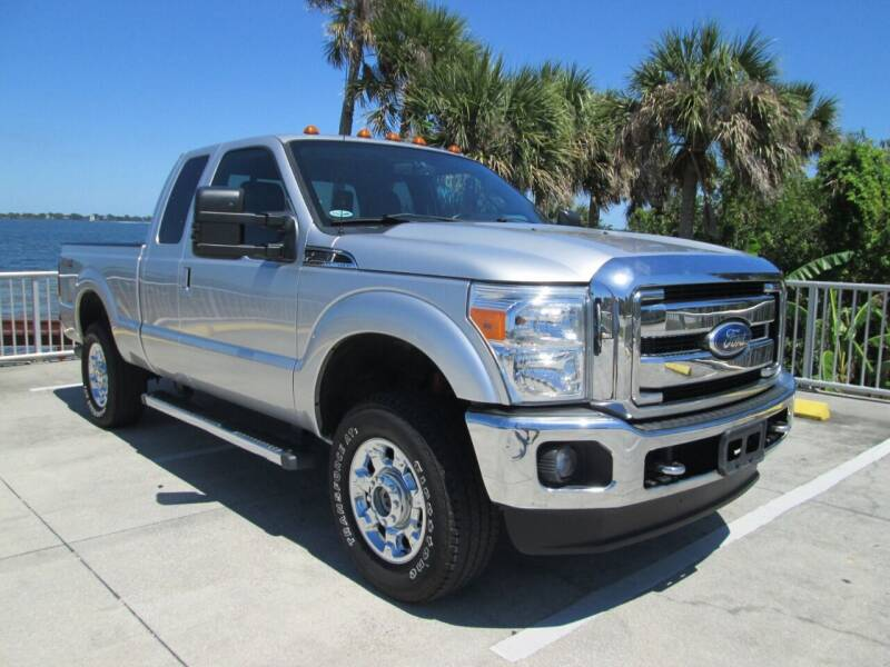 2012 Ford F-250 Super Duty for sale at Best Deal Auto Sales in Melbourne FL