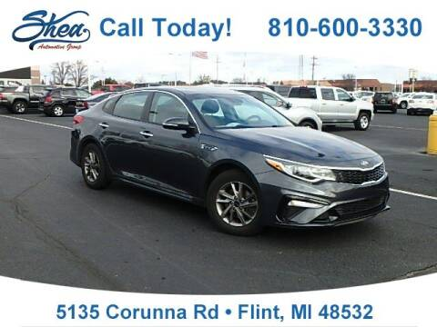 2020 Kia Optima for sale at Jamie Sells Cars 810 - Linden Location in Flint MI