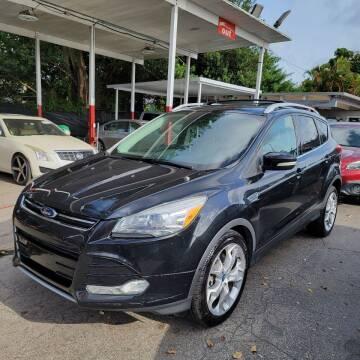 2014 Ford Escape for sale at America Auto Wholesale Inc in Miami FL