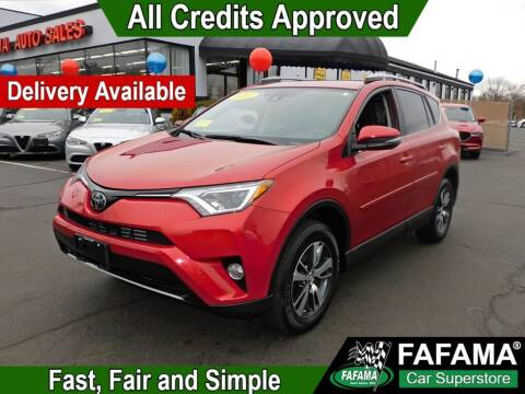2017 Toyota RAV4 for sale at FAFAMA AUTO SALES Inc in Milford MA
