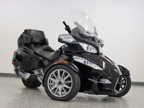 2013 Can-Am Spyder RT for sale at Vanderhall of Hickory Hills in Hickory Hills IL